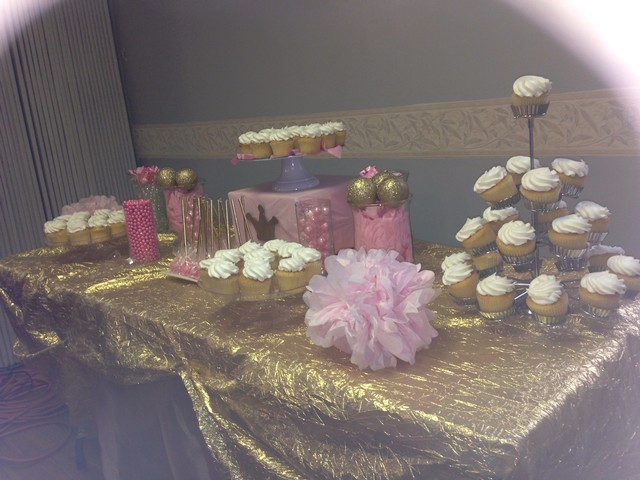 Touch Of Paradise Events Pictures Baby Mckenzie Baby Shower